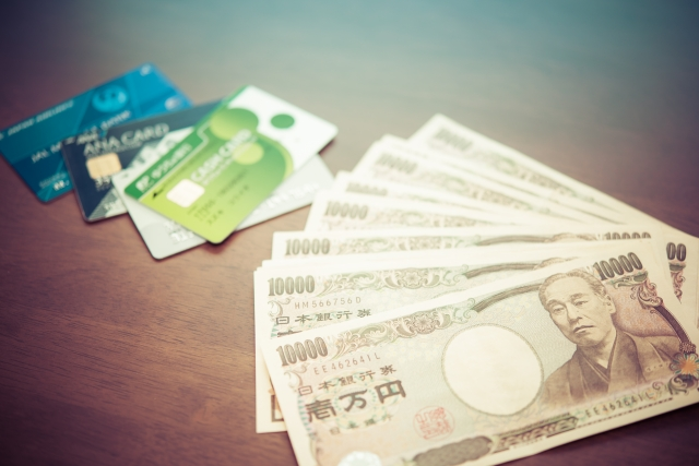 カードとお金